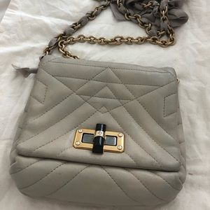 Lanvin quilted bag.